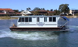 Dolphin Houseboat Holidays - Accommodation Port Hedland