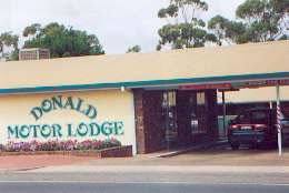 DONALD MOTOR LODGE - Accommodation Port Hedland