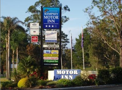 Kempsey Motor Inn - Accommodation Port Hedland