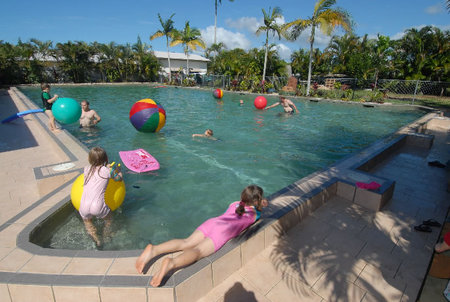 Kurrimine Beach Holiday Park - Accommodation Port Hedland