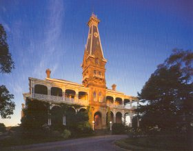 Rupertswood Mansion - Accommodation Port Hedland