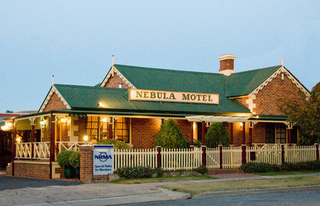 Nebula Motel - Accommodation Port Hedland