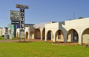 Citrus Motel - Accommodation Port Hedland