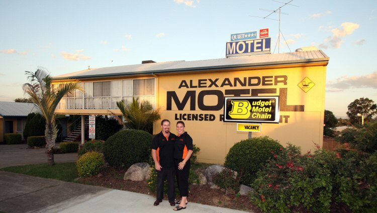Alexander Motel - Accommodation Port Hedland