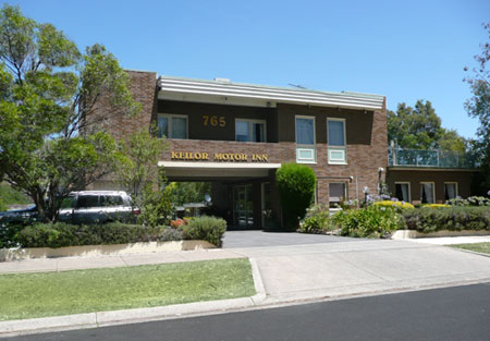 Keilor Motor Inn - Accommodation Port Hedland