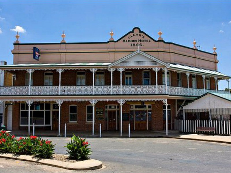 Albion Hotel Grenfell - Accommodation Port Hedland