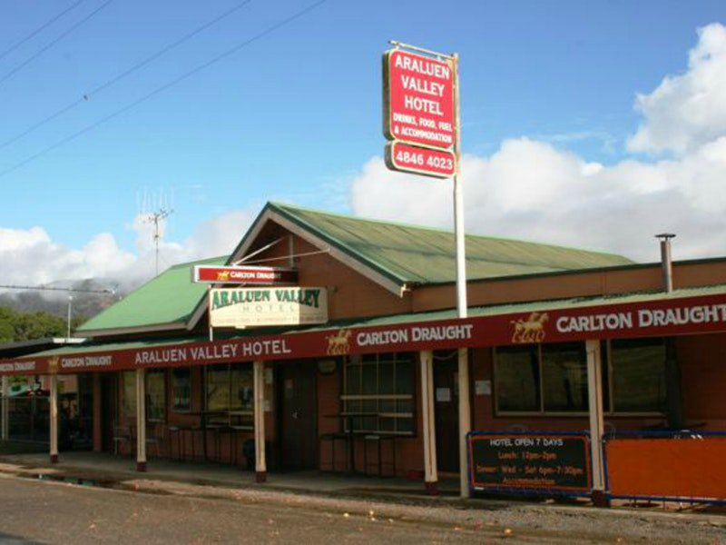 Araluen Hotel - Accommodation Port Hedland