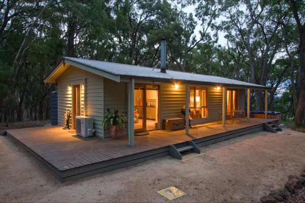 Mirkwood Forest Self-Contained Spa Cottages - Accommodation Port Hedland