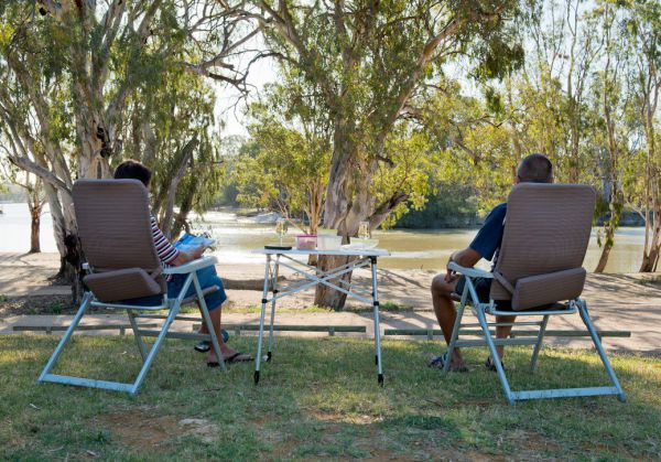Loxton Riverfront Holiday Park - Accommodation Port Hedland