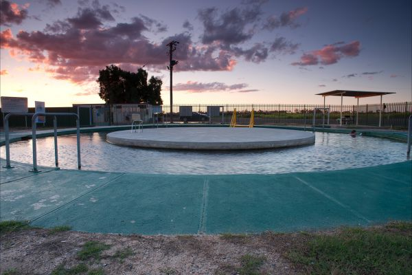 Burren Junction Bore Baths and Camp Ground - Accommodation Port Hedland