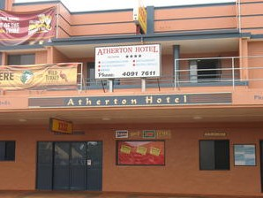 Atherton Hotel - Accommodation Port Hedland