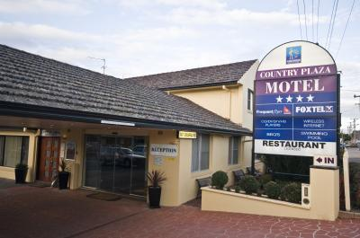 Quality Inn Country Plaza Queanbeyan - Accommodation Port Hedland