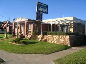 Golden Chain Murray River Motel - Accommodation Port Hedland