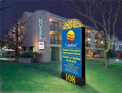 Comfort Capital Executive Apartment Hotel - Accommodation Port Hedland