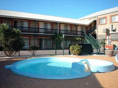 Goolwa Central Motel And Murphys Inn - Accommodation Port Hedland
