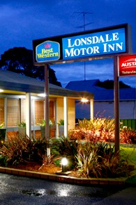 Best Western Lonsdale Motor Inn - Accommodation Port Hedland