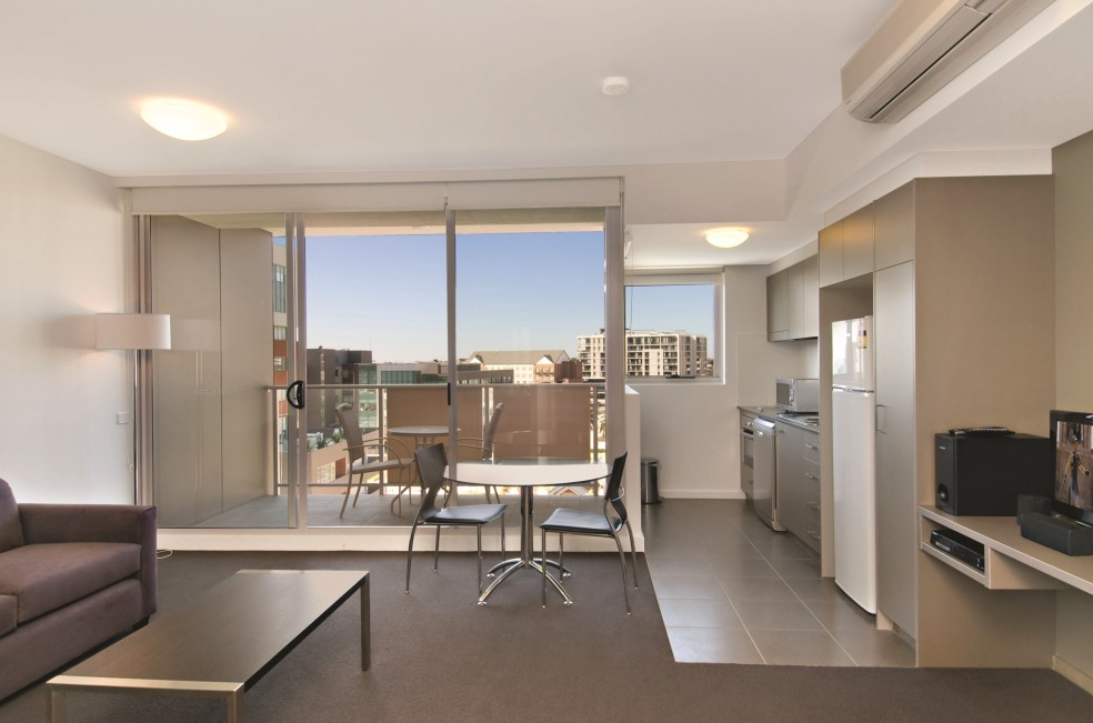 Chifley Apartments Newcastle - Accommodation Port Hedland