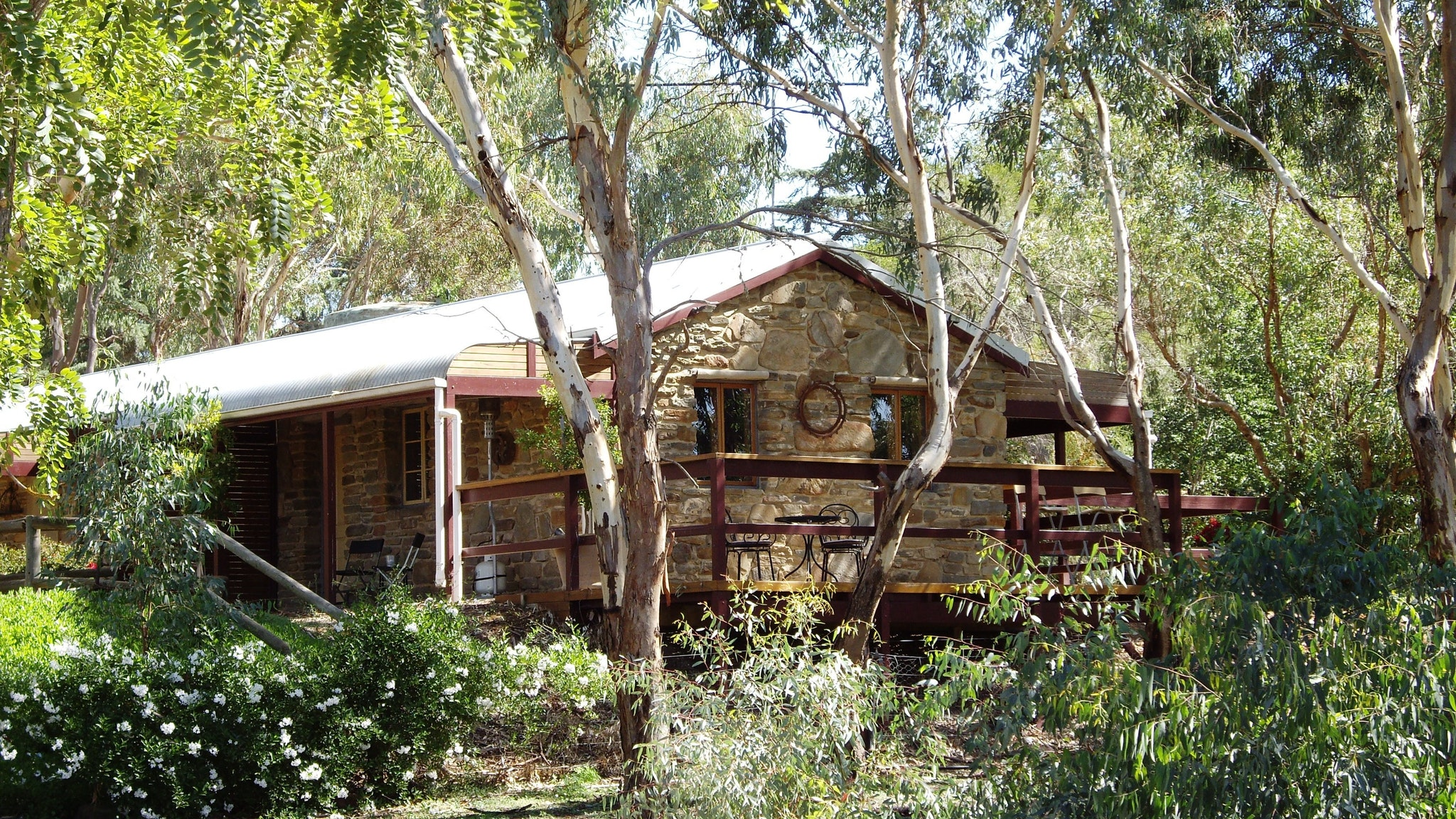 1860 Wine Country Cottages - Accommodation Port Hedland