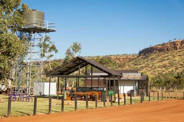 Imintji Campground and Art Centre - Accommodation Port Hedland