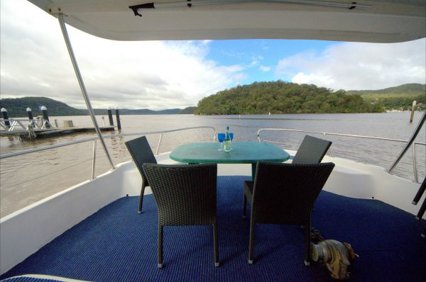 Luxury Afloat Hawkesbury River and Brooklyn - Accommodation Port Hedland