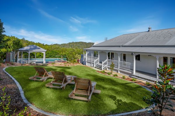 The Farmhouse Eumundi - Accommodation Port Hedland