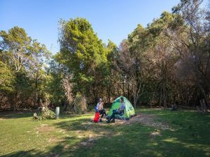 Hobart Beach campground - Accommodation Port Hedland