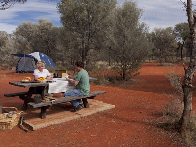 Dry Tank campground - Accommodation Port Hedland