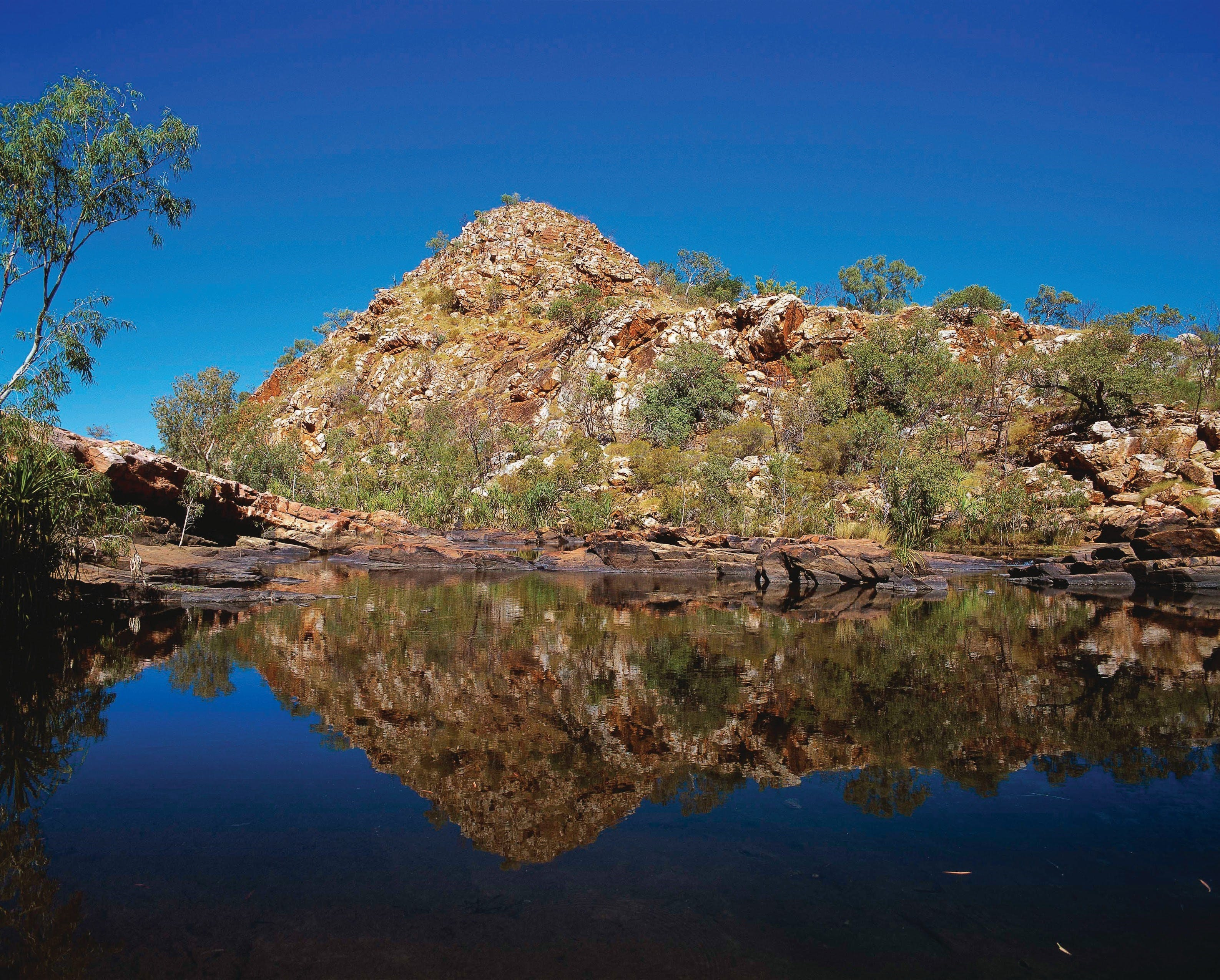 Silent Grove Camp at Wunaamin Miliwundi Ranges Conservation Park - Accommodation Port Hedland