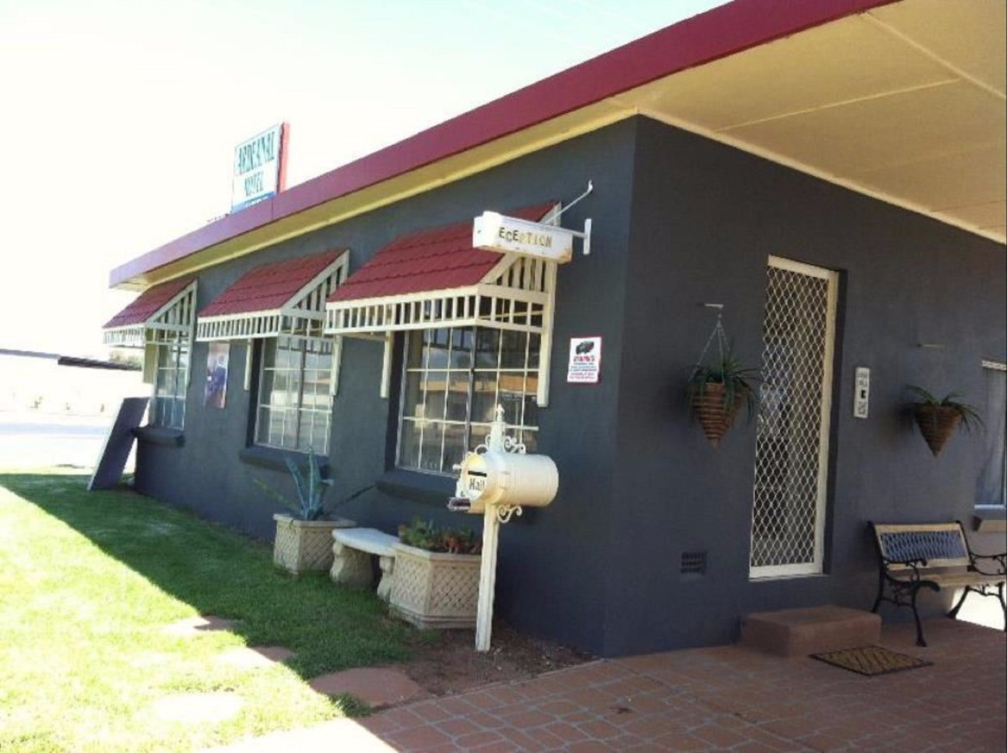 Ardeanal Motel - Accommodation Port Hedland