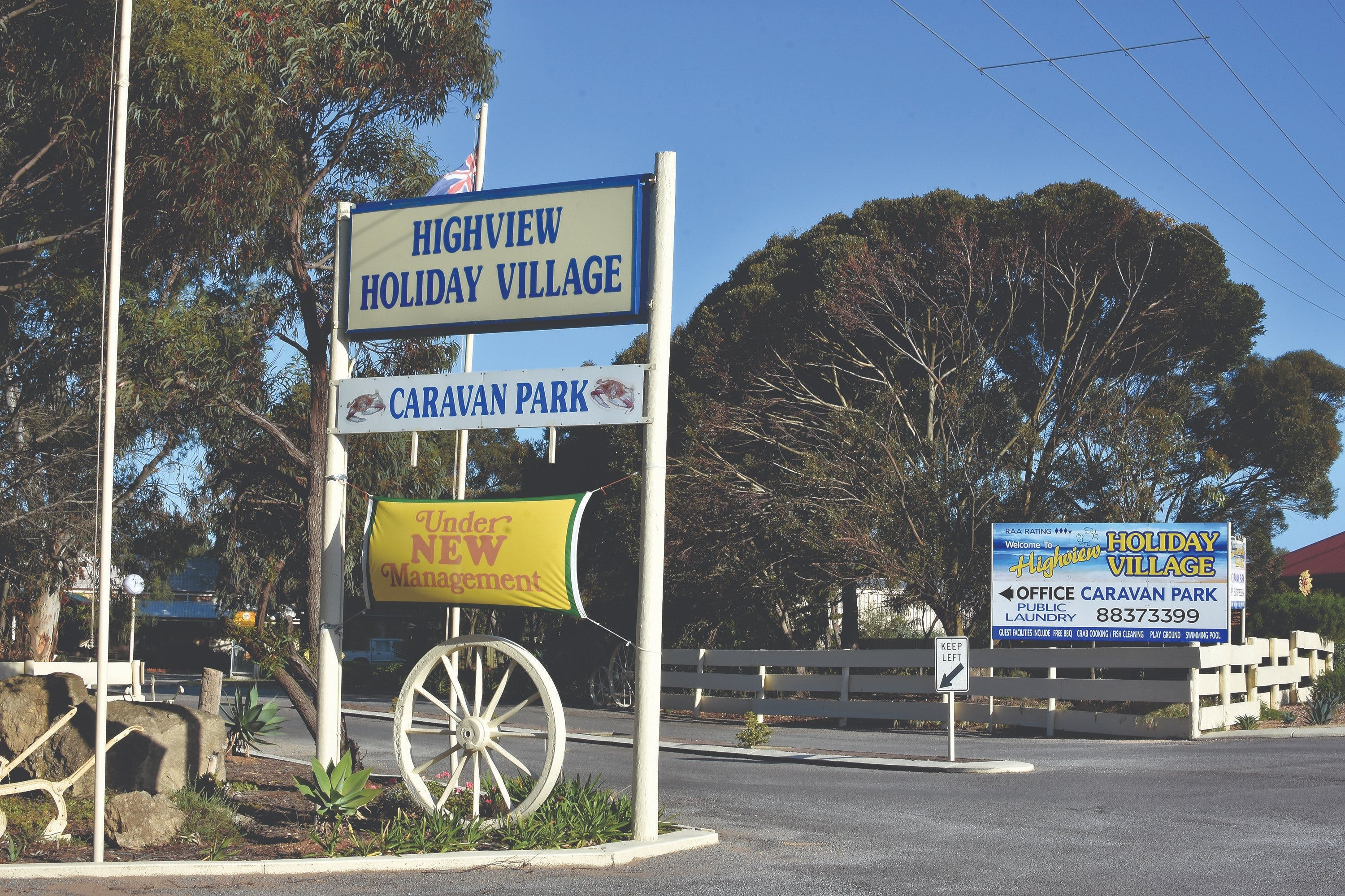 ARDROSSAN - Highview Holiday Village - Accommodation Port Hedland