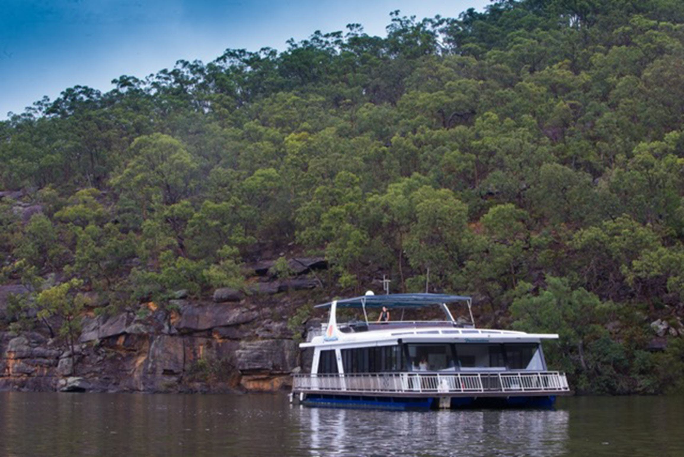 Able Hawkesbury River Houseboats - Kayaks and Dayboats - Accommodation Port Hedland