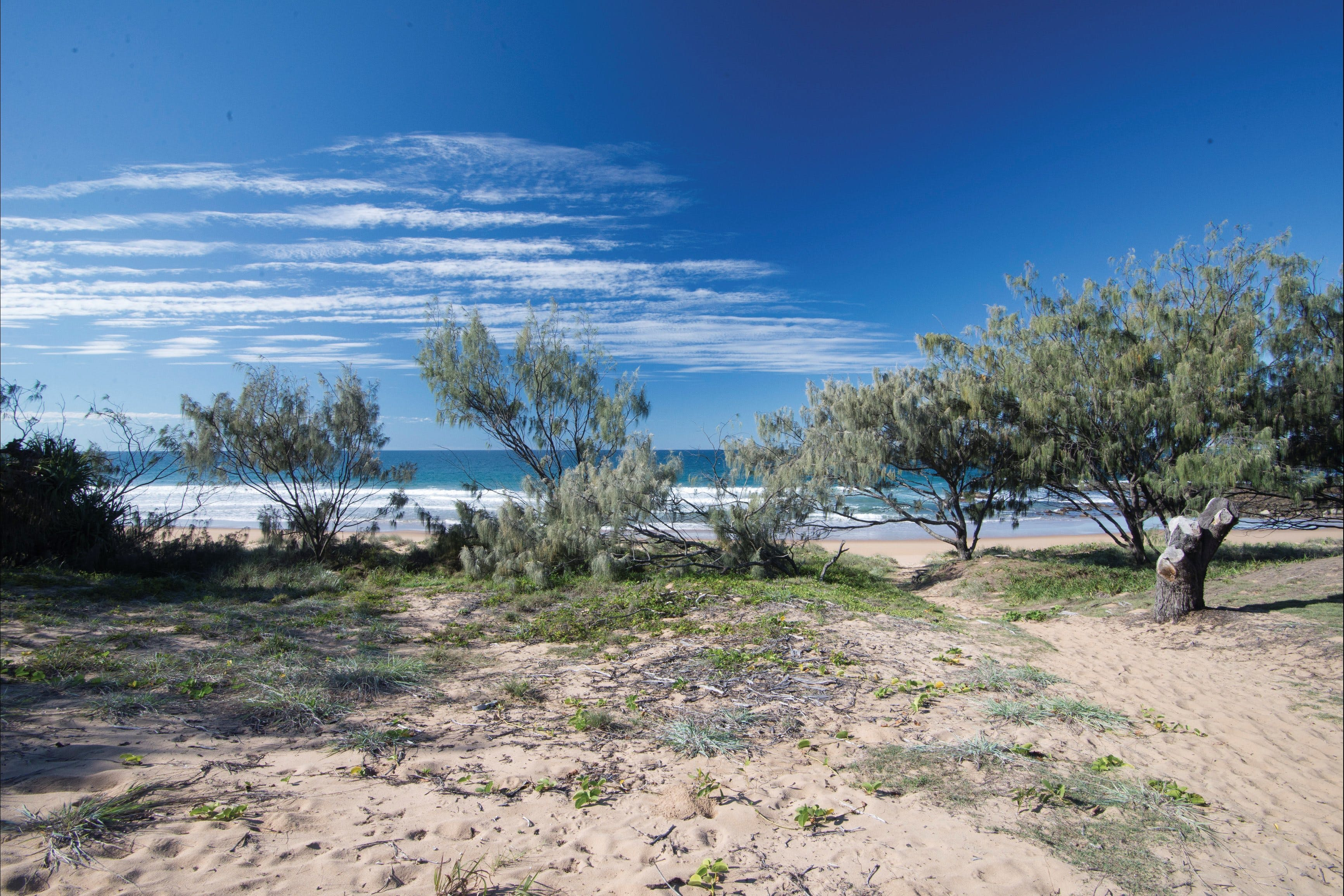 Deepwater National Park camping - Accommodation Port Hedland