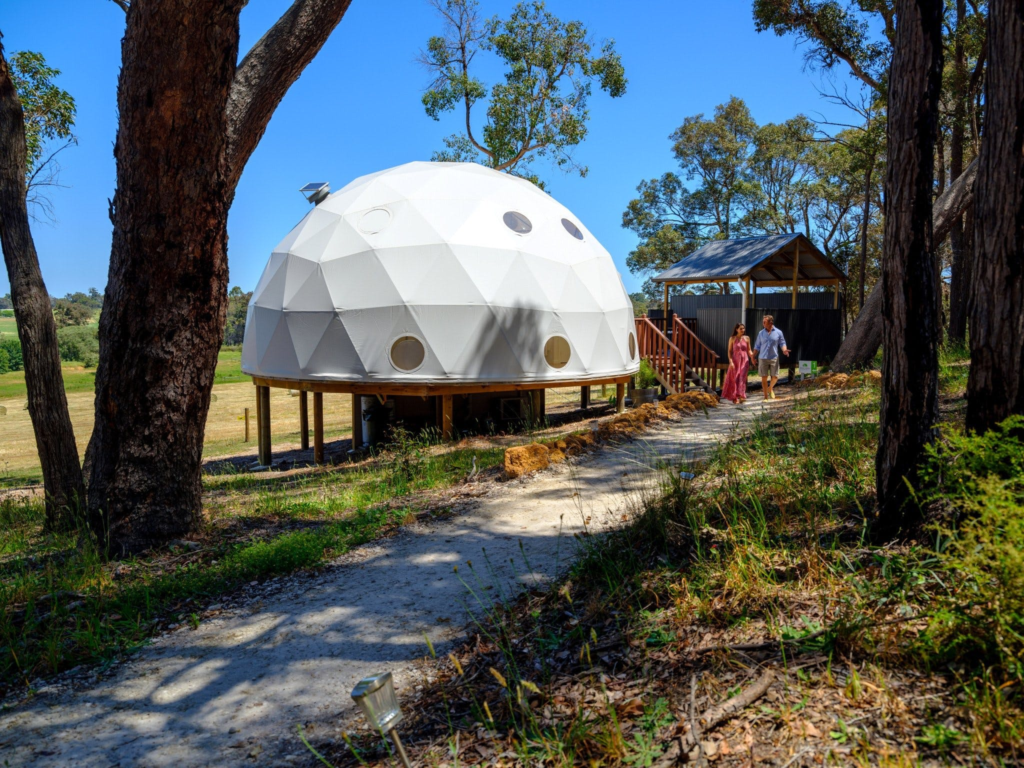 Mile End Glamping - Accommodation Port Hedland