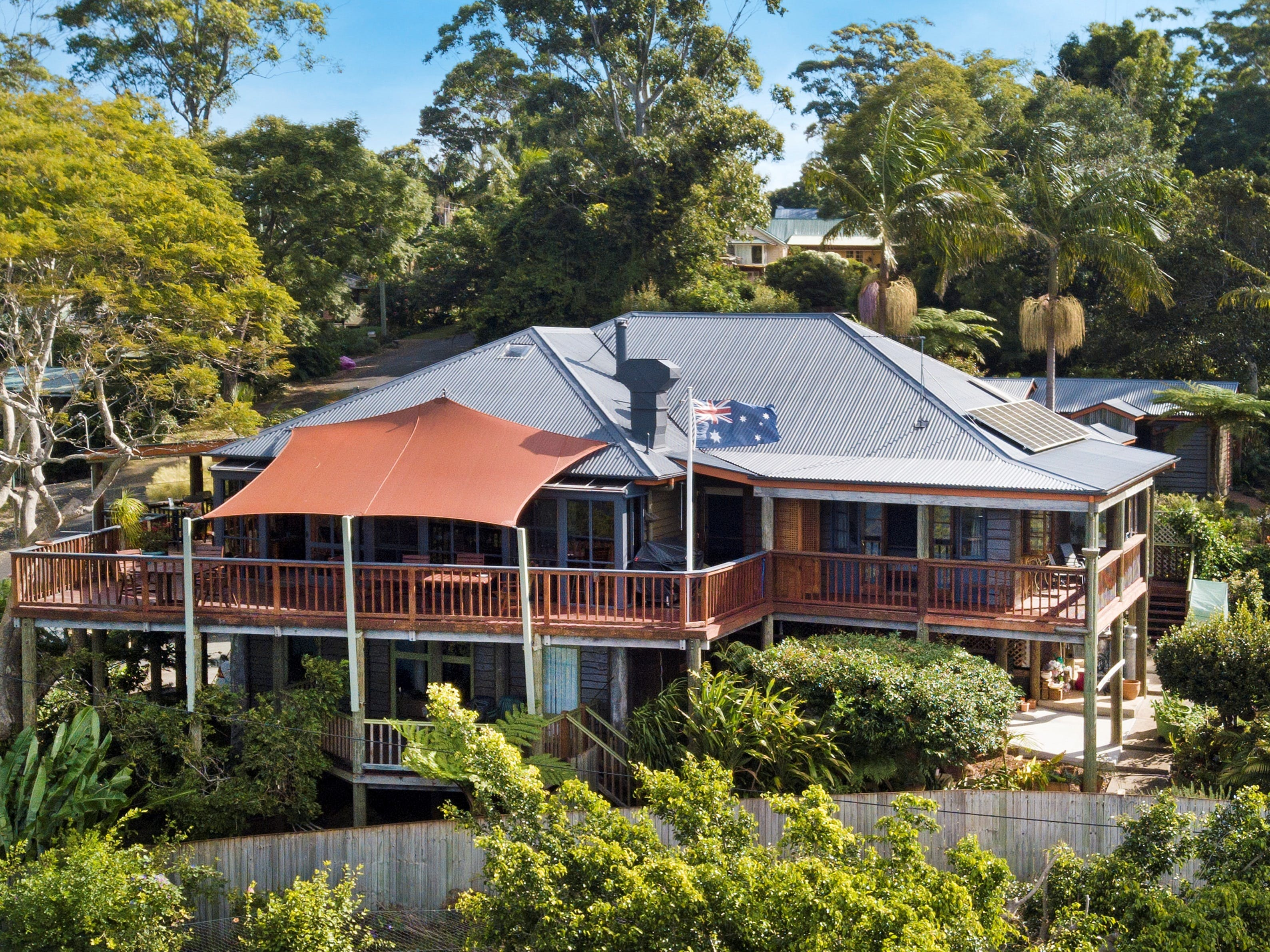 Tamborine Mountain Bed and Breakfast - Accommodation Port Hedland