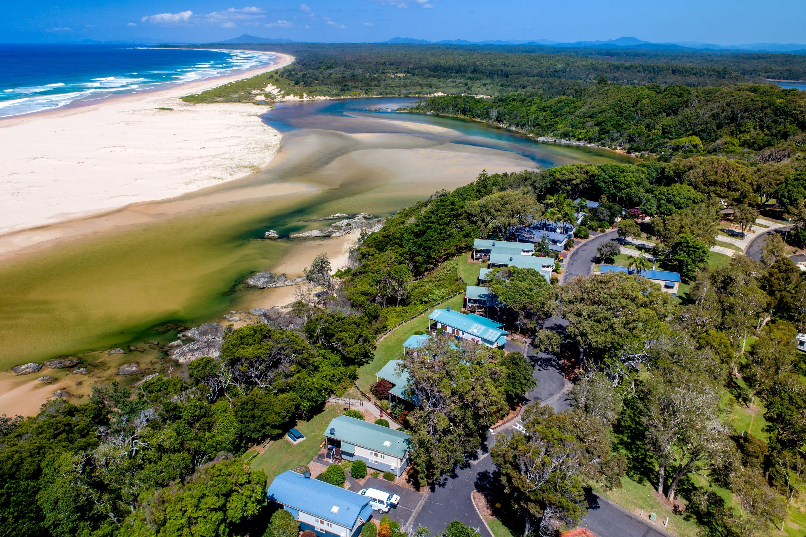 BIG4 Sawtell Beach Holiday Park - Accommodation Port Hedland
