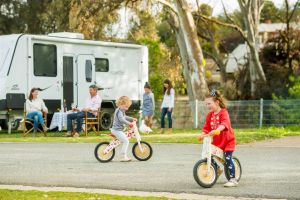 Burra Caravan and Camping Park - Accommodation Port Hedland