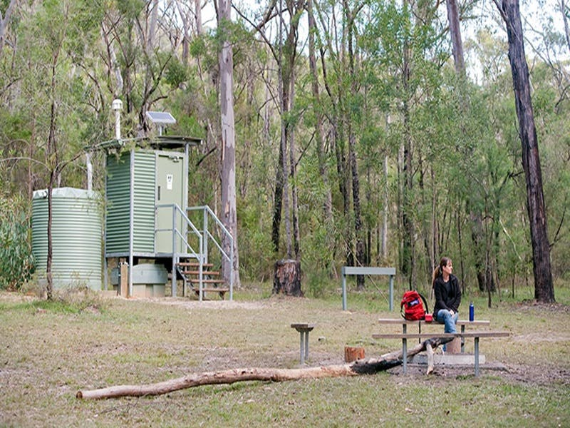 Ten Mile Hollow campground - Accommodation Port Hedland