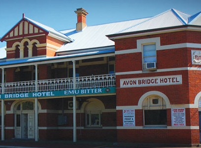 Avon Bridge Hotel - Accommodation Port Hedland
