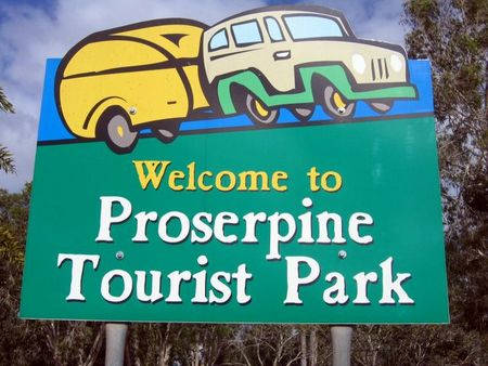 Proserpine Tourist Park - Accommodation Port Hedland