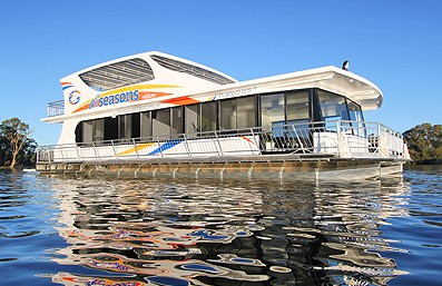 All Seasons Houseboats - Accommodation Port Hedland