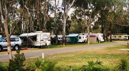 Buronga Riverside Tourist Park - Accommodation Port Hedland