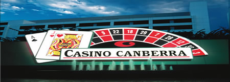 Casino Canberra - Accommodation Port Hedland