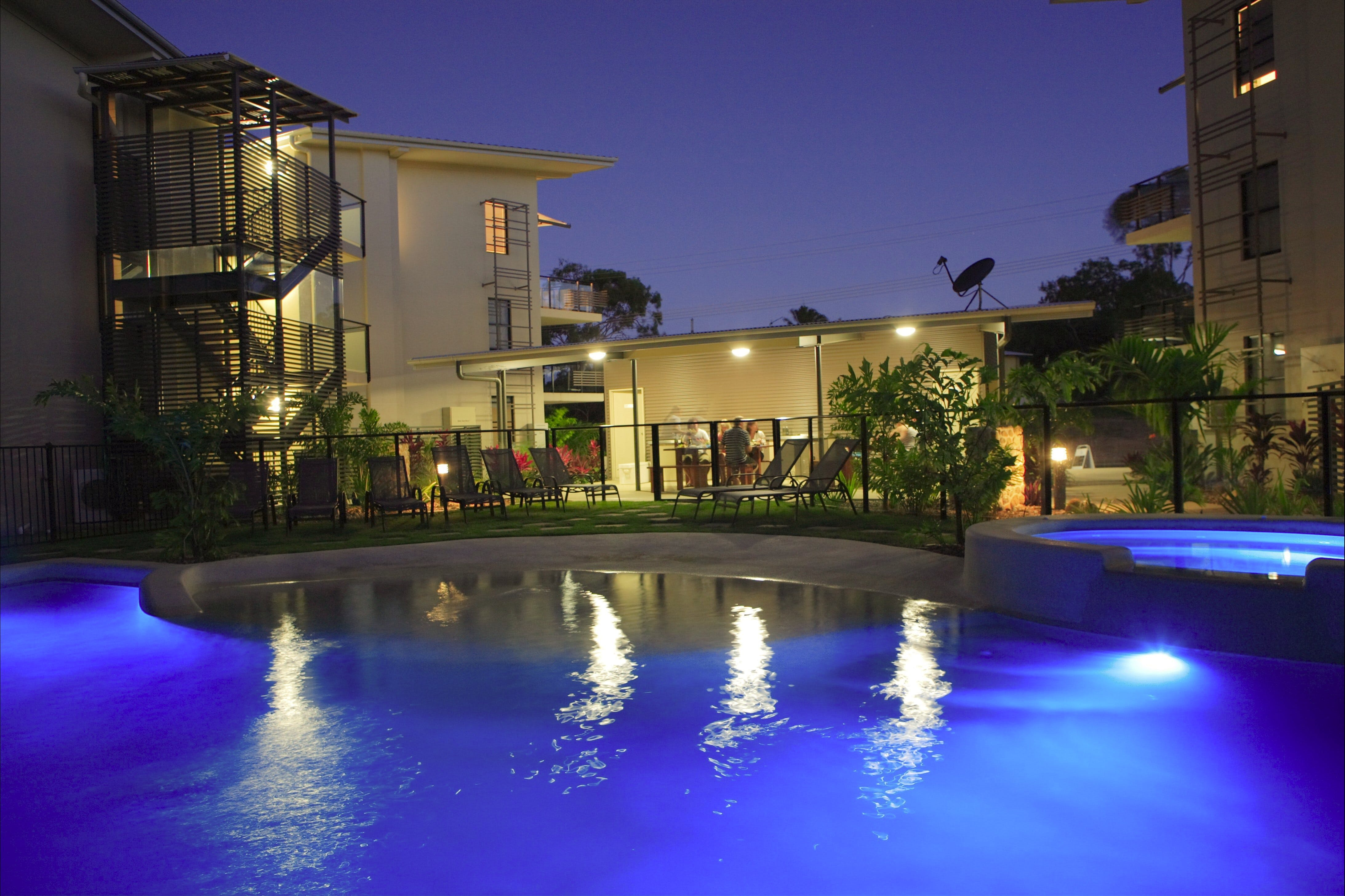 Agnes Water Beach Club - Accommodation Port Hedland