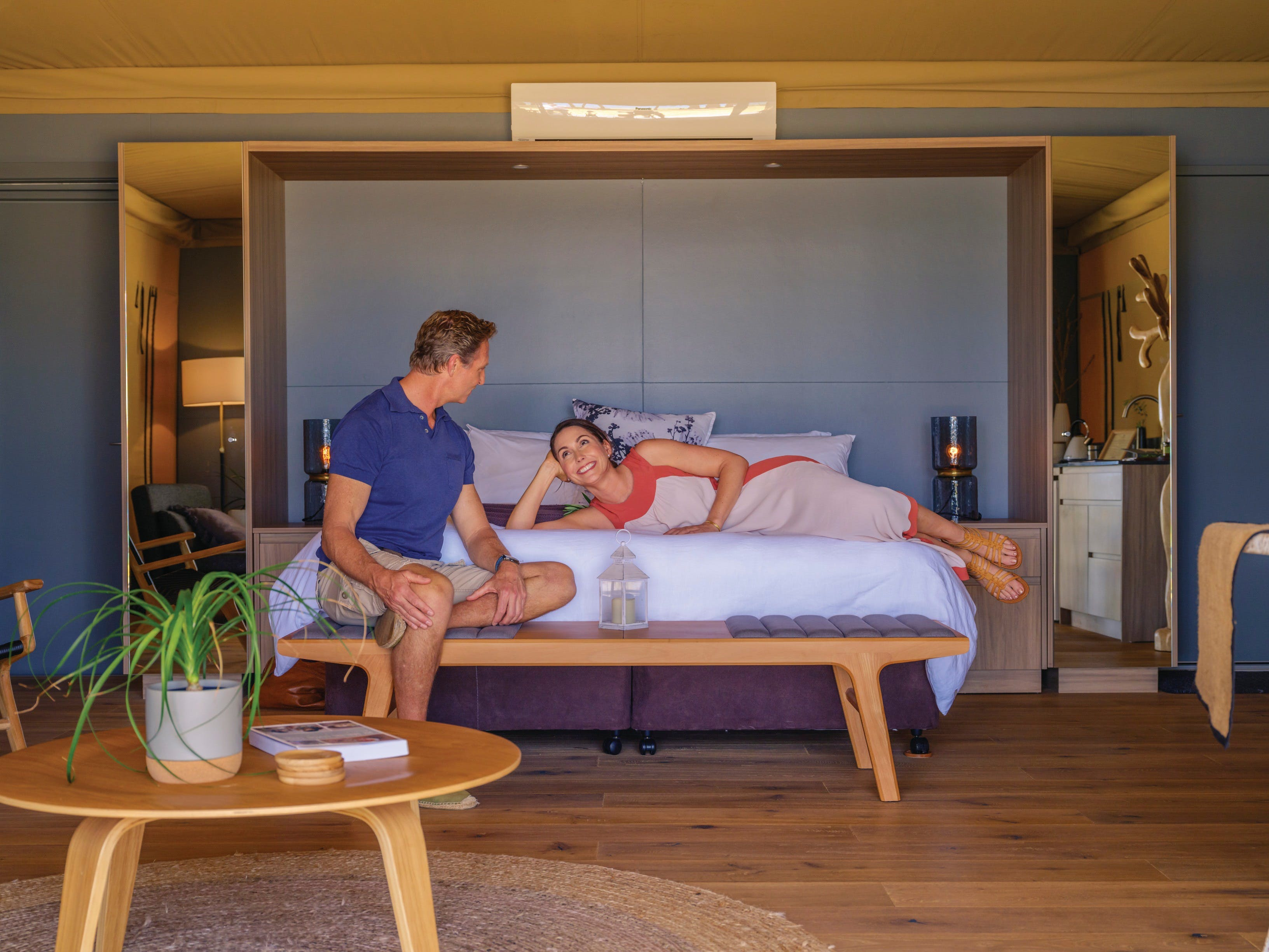Olio Bello Lakeside Glamping - Accommodation Port Hedland