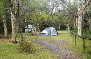 Kylies Hut walk-in campground - Accommodation Port Hedland