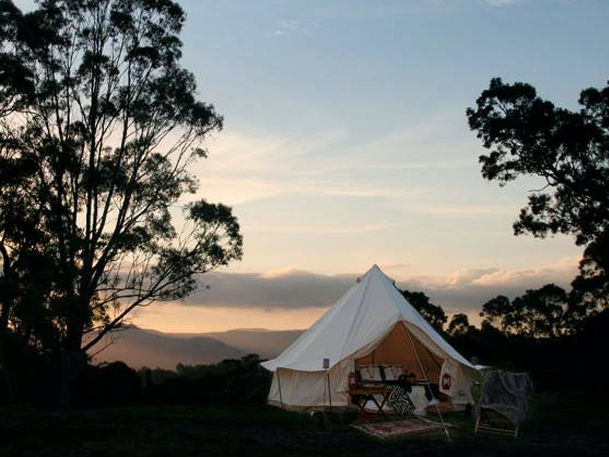 Megalong Valley Glamping - Accommodation Port Hedland
