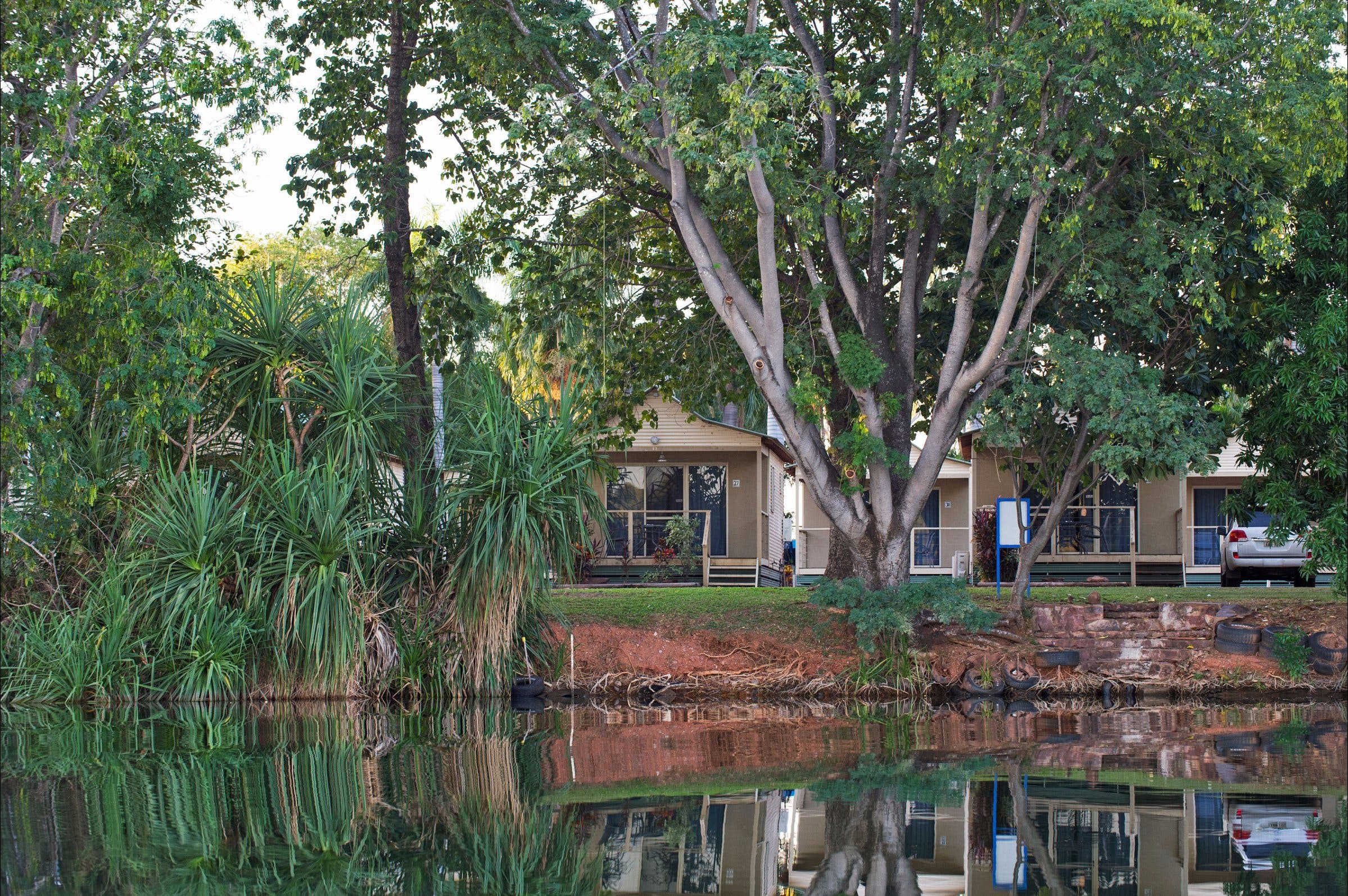 Discovery Parks - Lake Kununurra - Accommodation Port Hedland