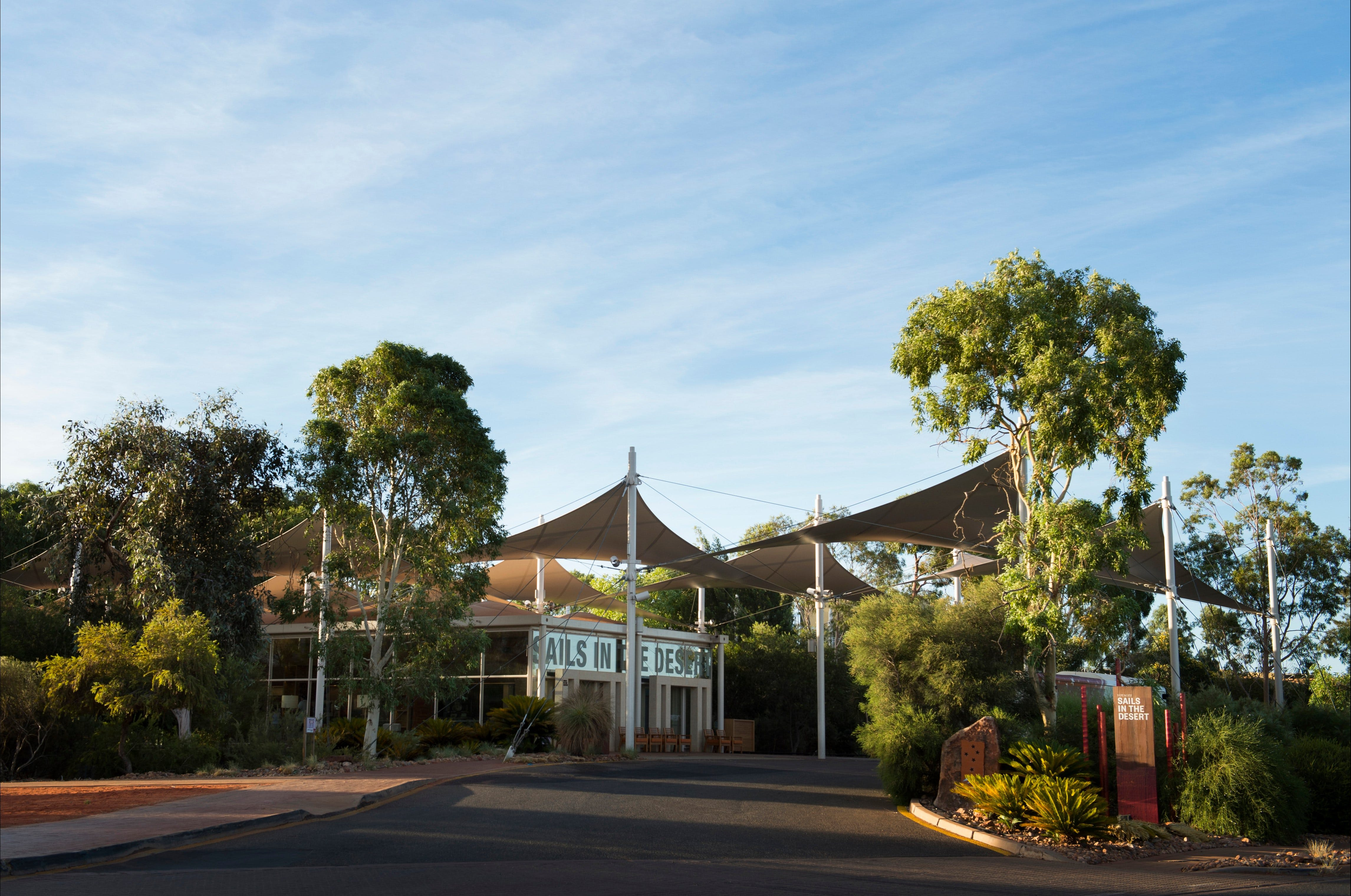 Sails in the Desert - Accommodation Port Hedland