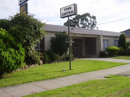Bairnsdale Town Central Motel - Accommodation Port Hedland