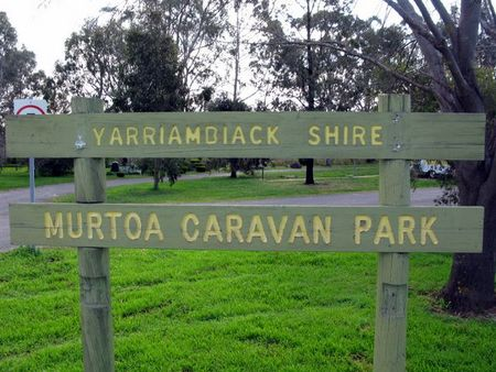 Murtoa Caravan Park - Accommodation Port Hedland